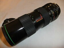 Camera lens for PENTAX SLR 72-162mm f 1:3,5 HANIMEX OK PETRI CHINON PK fit  .N28