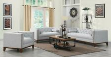 Coaster Furniture Celle Sofa and Loveseat Living Room Set