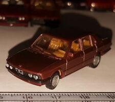 18 ⚽ SPECIAL HERPA GERMANY VOITURE BMW 528i MODEL CAR SCALE 1:87 HO OCCASION