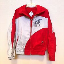 1994 NCAA COLLEGE LAS VEGAS BOWL III UNLV Men's Fully Lined Jacket - Sz S (5314)