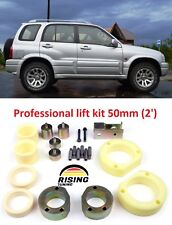 "Complete Lift Kit for Suzuki Grand Vitara Tracker XL7 97-05 2"" 50mm strut spacer"