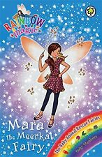 Mara the Meerkat Fairy: The Baby Animal Rescue Fairies Book 3 (Rainbow Magic),D