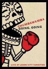 CHUMBAWAMBA-GOING GOING NEW DVD