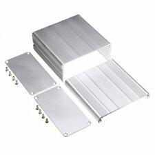 100*100*50mm Aluminum Electronic Project PCB Instrument Box Enclosure Case