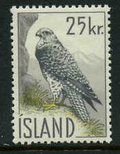 Iceland  Scott #323 Facit #373 Mint Cats $17.50