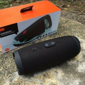 Charge3 Wireless Bluetooth Speaker Waterproof Outdoor HIFI Column Speaker