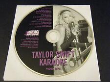 Taylor Swift Karaoke by Taylor Swift (Video DVD, 2008) - Disc Only!!!