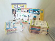 Your Baby Can Read Deluxe Lot My Child Can Read 5 DVD Set Sliding Word Cards