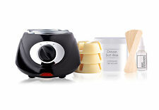 Rio Total Body Hard & Soft Waxing Pot Heater Home Kit Female & Male Hair Removal