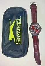 Genuine Slazenger Sports Gents' Stainless Steel Wrist Watch SLZ810.