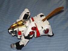 1994 Mighty Morphin Power Rangers White Large Tigerzord FREE UK POSTAGE