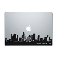 "Macbook Aufkleber Sticker Decal skin Air Pro 11"" 13"" 15"" 17""  Los Angeles Cali"