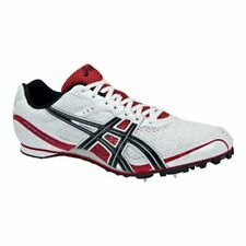 Asics Hyper Md 4 Men'S Track And Field Cleats Men'S 10.5 Red White Black Silver