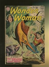 Wonder Woman 107 VG 4.0 * 1 Book Lot * 1st Mer-Boy! Bob Kanigher & Ross Andru!