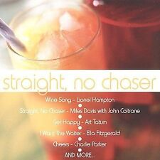 Various Artists : Straight, No Chaser CD