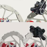 5Pcs/Set Adjusting MTB Bicycle Disc Brake Pads Rotor Alignment Tool Spacer Mount