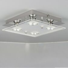 Modern 4 Way Gu10 Led Ceiling Light Ing Spotlight Kitchen Lights Uk