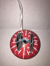 Disney Christmas Ornament Xmas Star Wars Tie Fighter Force Hallmark Store