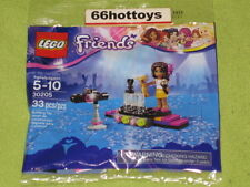 Lego 30205 Friends Pop Star Red Carpet New