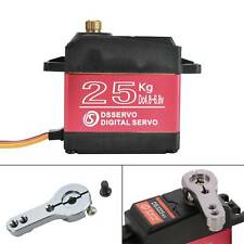 DS3218PRO 25kg Digital Servo  0.09S/60° 180° Waterproof Metal Gear Digital