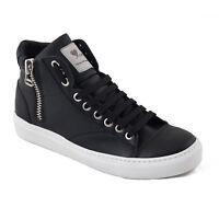 nae - Vegan ankle sneakers laces & zip Zapatillas veganas cordones y cremallera