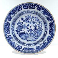 Plate Porcelain Kangxi (1662-1722)/Yongzheng (1723-1735) China Qing Dynasty