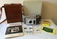 Vintage Poloroid Model J33 Electric Eye Land Camera In Original Box