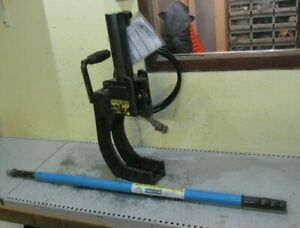 UIS Click Stick Hydraulic Pipe Breaker cast and spun iron steel mains gas wask