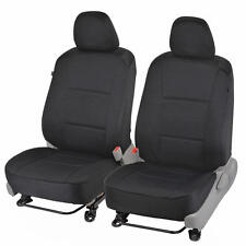 Car Seat Covers for Toyota Camry 2013 Custom Fit - Black Polyester Cloth