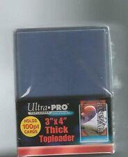 Ultra Pro SuperThick Toploader 100pt (Pack of 25)