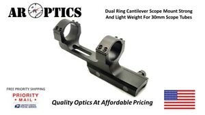 AR OPTICS 30mm Cantilever Scope Mount Strong and Light Weight