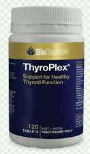 THYROPLEX SUPPORT FOR HEALTHY THYROID FUNCTION 120 TABLETS - OzHealthExperts