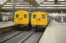 BR ELECTRIC RAILWAY TRAIN EMU PHOTOGRAPH MIDLAND CLASS 506 PICTURE M59604/56408.