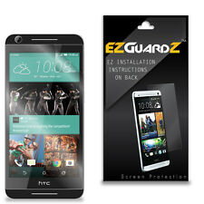 2X EZguardz Clear Screen Protector Shield HD 2X For HTC Desire 625