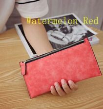 Summer Fashion Women Lady Girls Leather Wallet Card Holder Phone Purse Handbag