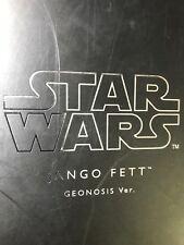 RAH Real Action Heroes Star Wars Jango Fett Figure Geonosis ver. Medicom Toy