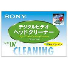 Genuine Sony DVM4CLD2 Mini DV Cleaning Cassette From Japan