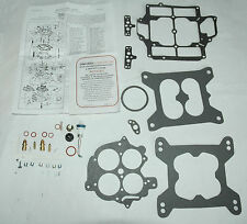 "CRUSADER DAYTONA GRAY REVLEY MARINE ROCHESTER 4GC CARB KIT 215"" TO 409"" ENGINES"