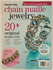 Step By Step Chain Maille Jewelry Original Designs How to Wire 2016 FREE SHIPPIN