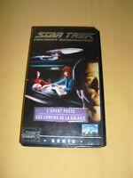 Star Trek: The Next Generation 3 VHS série