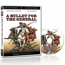 A Bullet for the General (1966) New Sealed HD DVD - Gian Maria Volonte