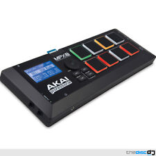 More details for akai mpx8 sd card sampler, player and pad controller