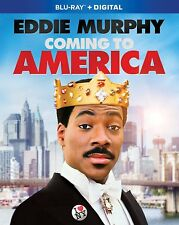 COMING TO AMERICA   -  Blu Ray - Sealed Region free