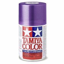 Tamiya 300086046 ps-46 100ml verde violeta brillante Color