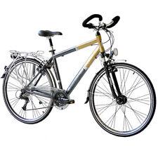 28 Zoll City Bike Herrenrad Fahrrad Rad KCP Estate Alu 24 Gang Deore