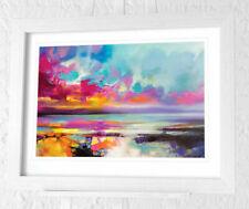Paper Landscape Impressionist Art Prints