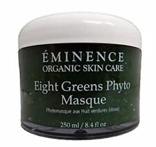 EMINENCE EIGHT GREENS PHYTO MASQUE 8.4 oz / 250 ML NOT HOT New PRO SIZE