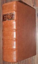 Pline l'Ancien - L'HISTOIRE DU MONDE de C. PLINE SECOND... 1625