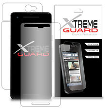 XtremeGuard FULL BODY (Front+Back) Screen Protector For Google Pixel 2