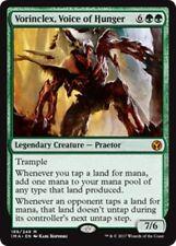 VORINCLEX, VOICE OF HUNGER Iconic Masters MTG Green Creature — Praetor Mythic